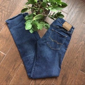 American Eagle Outfitters Jeans - American Eagle Flex Slim Straight Tall 30x36